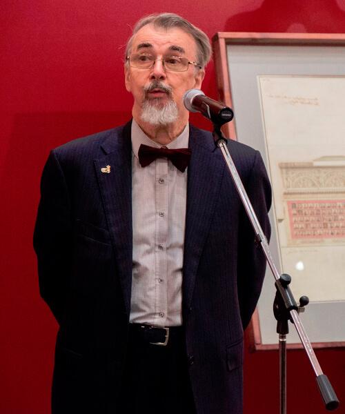 Г.В.Вилинбахов - Государственный герольдмейстер