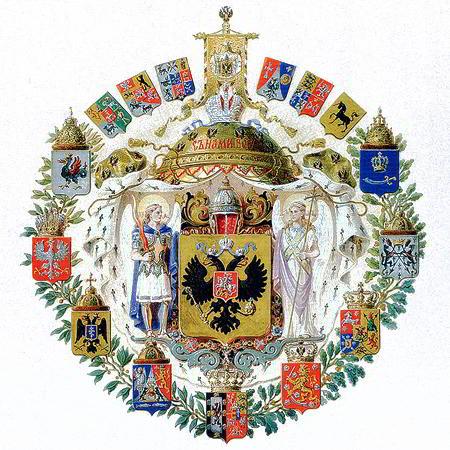 Прорись по рисунку А.И.Шарлеманя с сохранением стилистики оригинала 1888